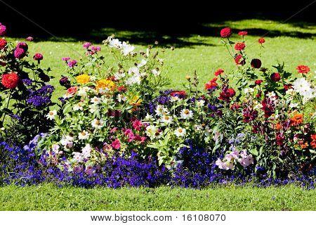 garden, Segovia Province, Castile and Leon, Spain
