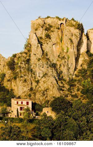 Rougon, Alpes-de-Haute-Provence Departement, France