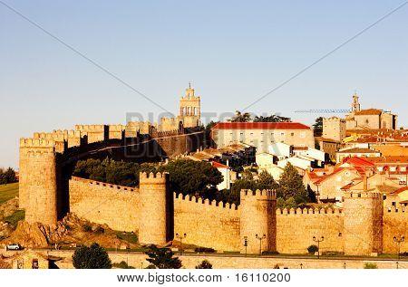 Avila, Castile and Leon, Spain
