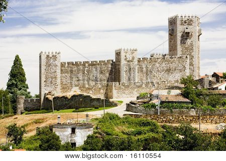 Sabugal Castle, Beira Province, Portugal