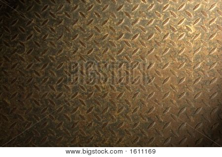 rostige Metall Textur