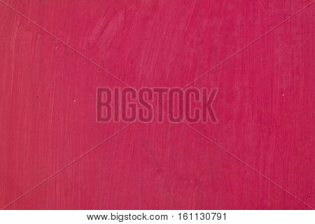 Plaster, plaster of crimson on the concrete wall. Stucco crimson wall background or texture. Plaster texture, plaster background. Crimson wall, crimson background. Color plaster.