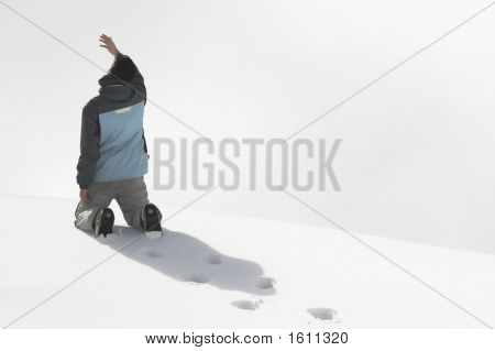 Man Begging -  Lost Hope