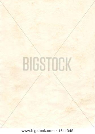 Cream Scrapbook Paper Background
