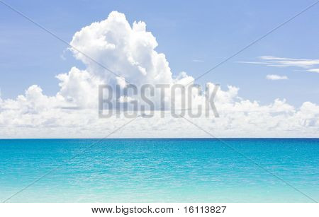 Caribbean sea, Barbados