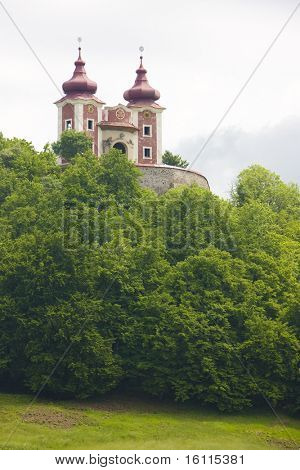 pilgrimage church, Banska Stiavnica, Slovakia