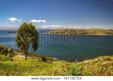 Coast In Bolivia