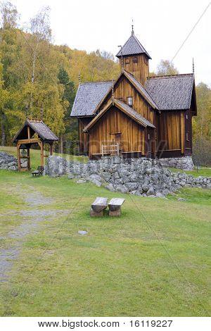 Uvdal Stavkirke, Norway