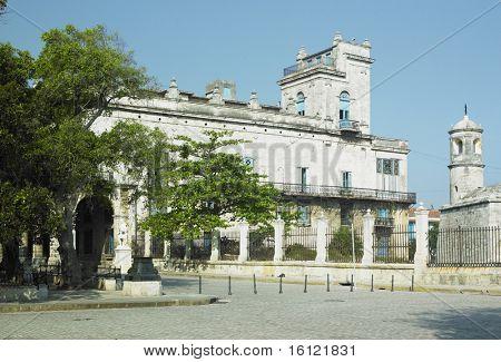 Palacio del Segundo Cabo (Instituto Cubano del Libro), Plaza de Armas, Old Havana, Cuba