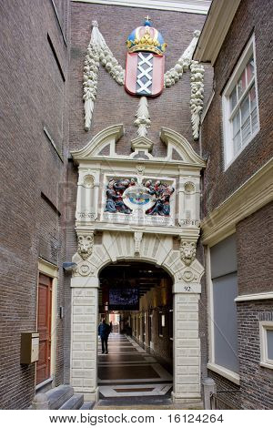 Museum of History (Amsterdams Historisch Museum), Amsterdam, Netherlands