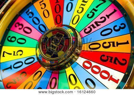detail of slot machine at the airport, Las Vegas, Nevada, USA