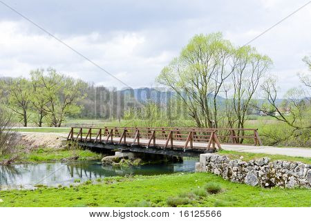 bridge, Bosnia and Herzegovina