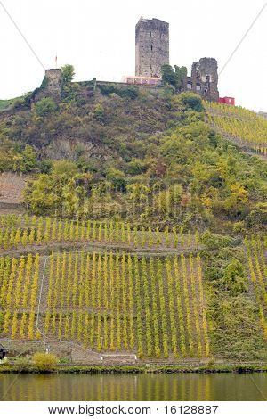 castle Beilstein, Rheinland Pfalz, Germany