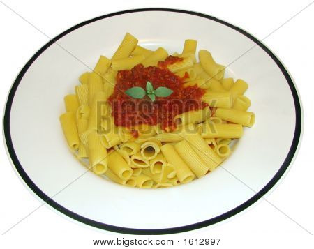 Plate Of Bolognese