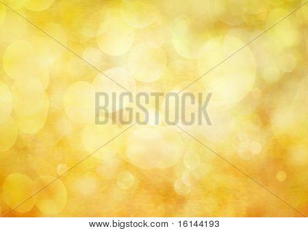 gelben Hintergrund