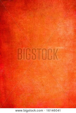 grungy orange background
