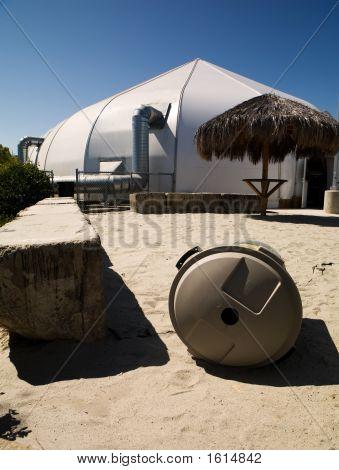 Worship Tent