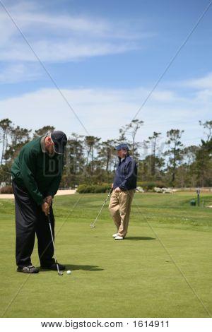 Senioren Golfen