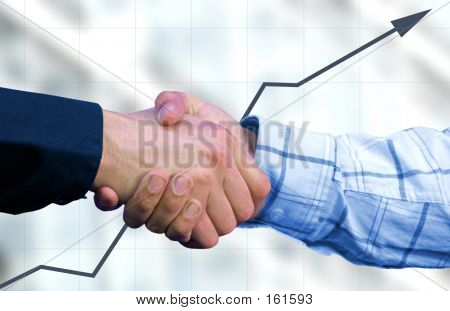 Business Deal With Graph