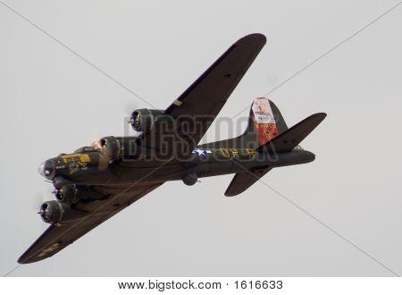 Johnson B17 em voo