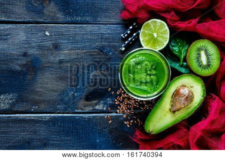 Green Fresh Smoothie