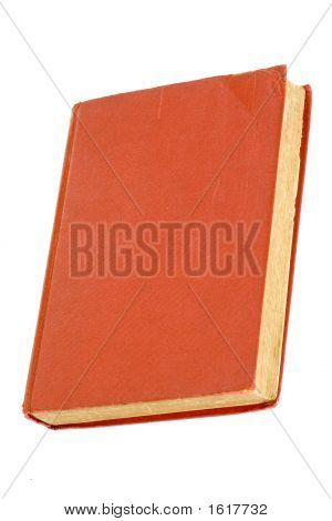 Old red gebundenes Buch