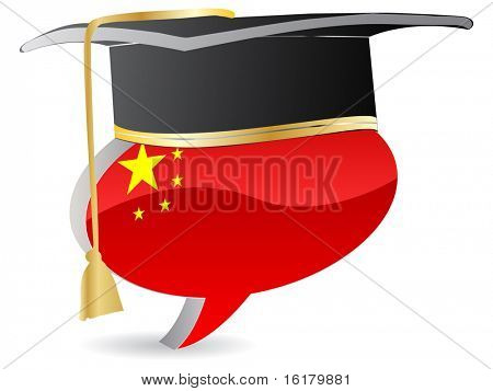 (raster image of vector) chaining graduation