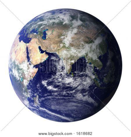 Mãe terra leste