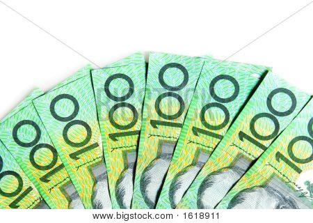 Australian 100 $-Scheine