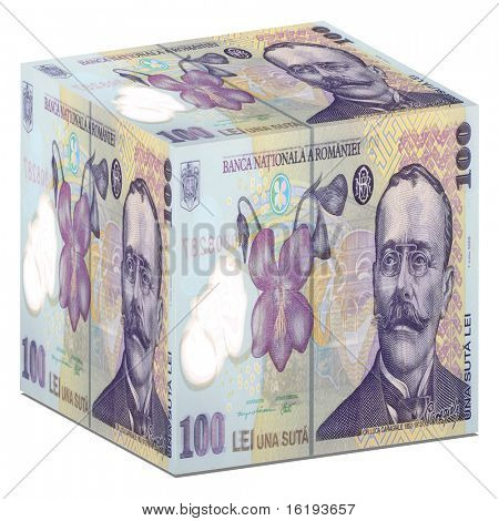 romanian currency