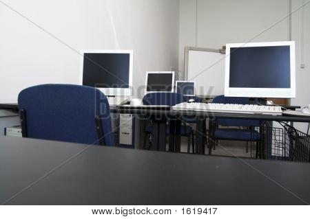 Computer Klassenzimmer