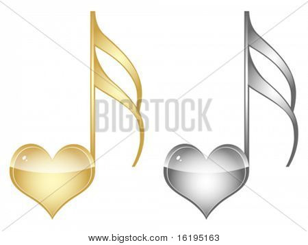 musical love key