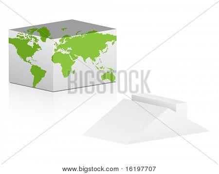 (raster image) open house