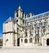 Cathedral Saint-Etienne, Bourges, Centre, France