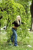 Blonde Outdoors poster