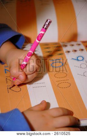 Lernen, wie man schreiben