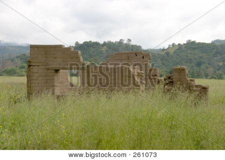 Adobe House Ruins