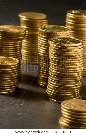 viele Geld