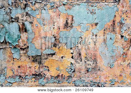 colours trash background