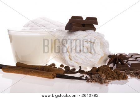 Schokolade spa