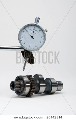 Engineers dial gauge