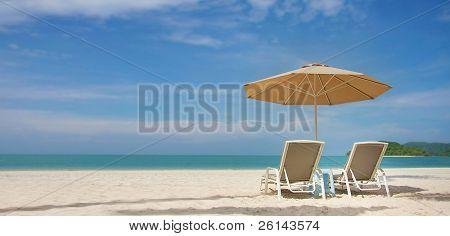sand beach view