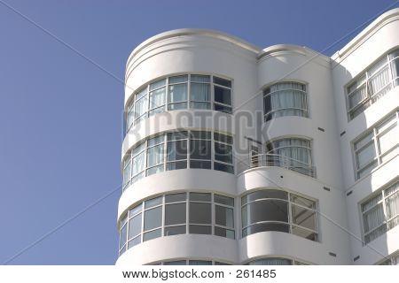 Art Deco Apartment Building #2