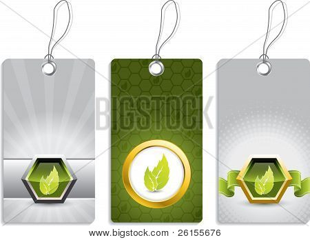 Ecological Label Designs