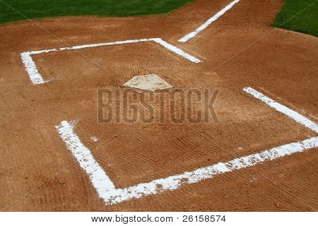 Baseball Batters Box