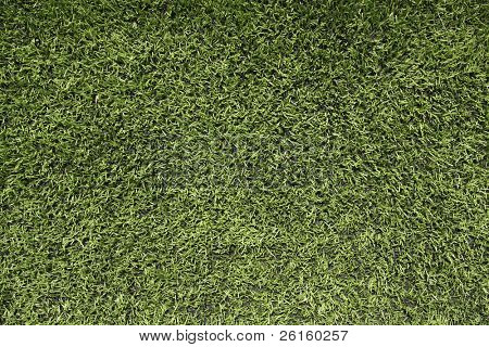 Green Football Artificial Turf