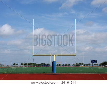 American Football Goal Posts