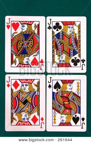 Cards All 10 #jack