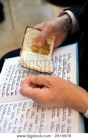Ortodoxa se rezó en el muro de las lamentaciones en Jerusalén.