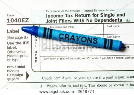 Easy Tax Form